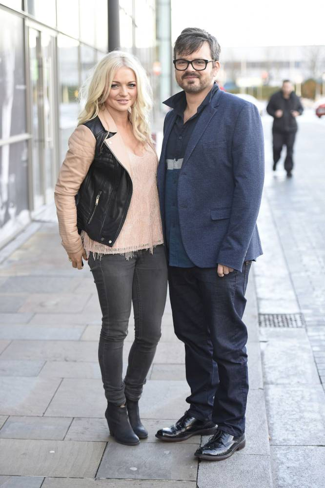 S Club 7 star Hannah Spearritt 'splits from fiance Adam Thomas to reunite with Paul Cattermole'