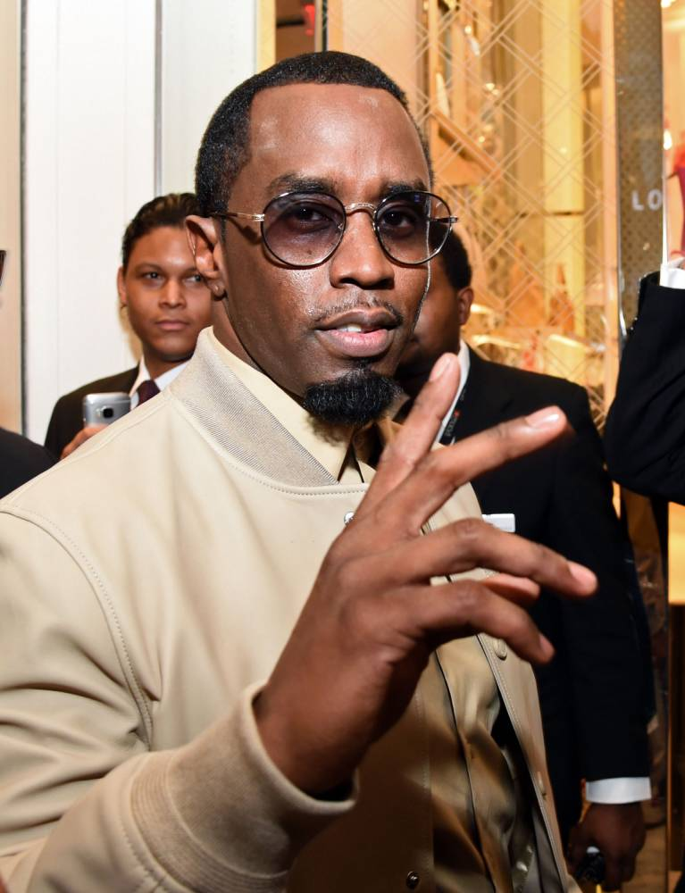 P Diddy arrested for allegedly assaulting a man with a kettlebell
