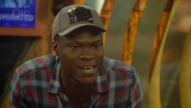 ****Ruckas Videograbs**** (01322) 861777 *IMPORTANT* Please credit Channel Five for this picture. 25/06/15 Big Brother - last night (24th June 2015), 10pm, Channel 5 SEEN HERE: Brian Belo has an explosive row with Helen Wood and Marc on last night's main highlight's show which resulted in him climbing over the wall and leaving the show. Helen called him a rapist and a murderer and suggested he needs a straight jacket, while Marc branded him a psycho. Office (UK) : 01322 861777 Mobile (UK) : 07742 164 106 **IMPORTANT - PLEASE READ** The video grabs supplied by Ruckas Pictures always remain the copyright of the programme makers, we provide a service to purely capture and supply the images to the client, securing the copyright of the images will always remain the responsibility of the publisher at all times. Standard terms, conditions & minimum fees apply to our videograbs unless varied by agreement prior to publication.