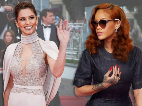 Cheryl Fernandez-Versini really wants Rihanna to release her new album