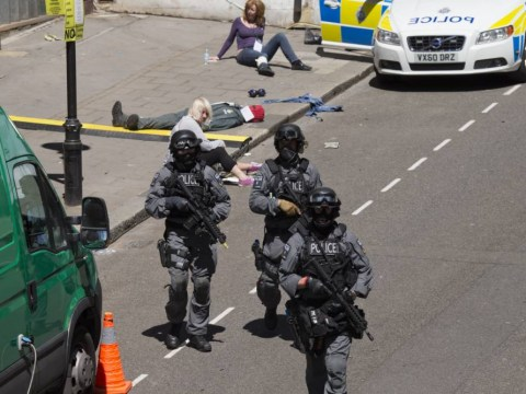 London under mock terror attack today and tomorrow (for 999 exercise)