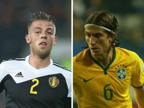 Chelsea 'open talks with Atletico Madrid to complete transfer of Toby Alderweireld with Filipe Luis going the other way'