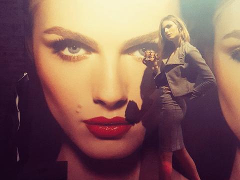 Transgender model Andreja Pejic lands major beauty campaign
