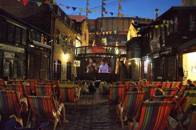 (Picture: Backyard Cinema)