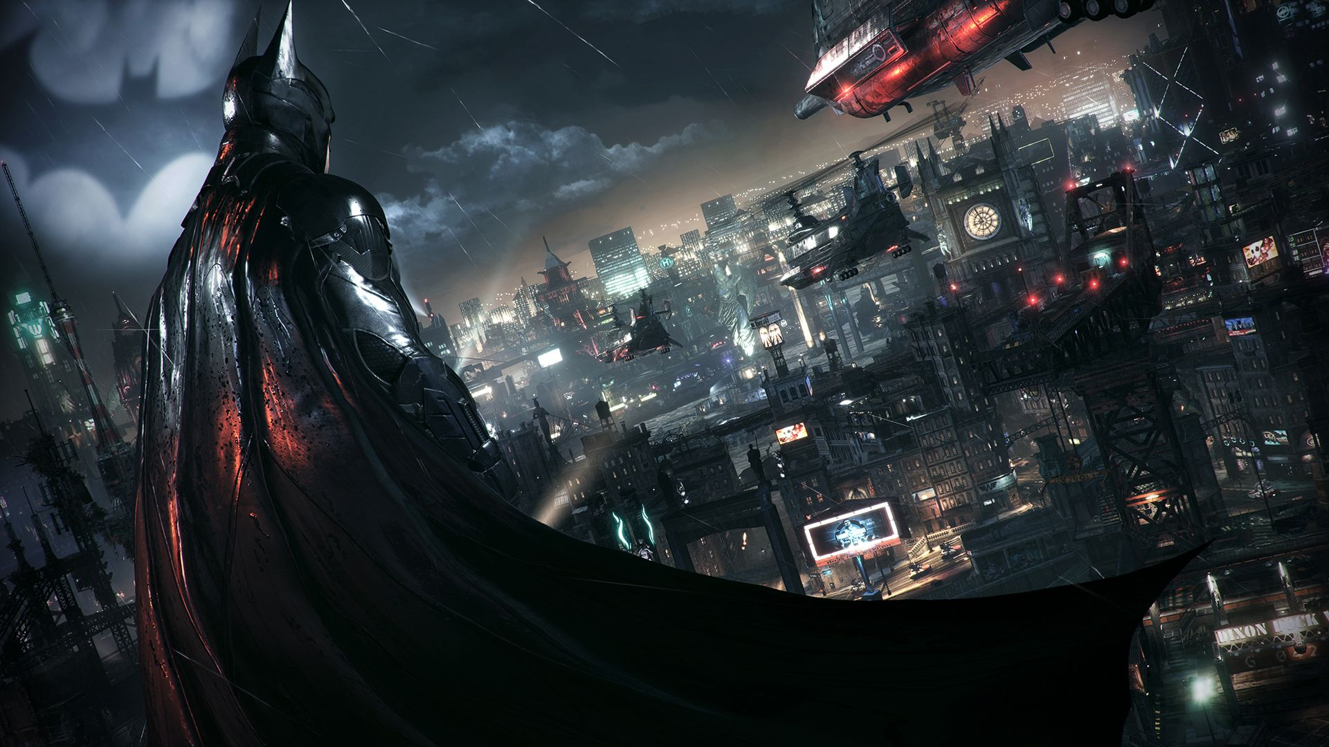 Batman: Arkham Knight (PS4) - the Dark Knight falls