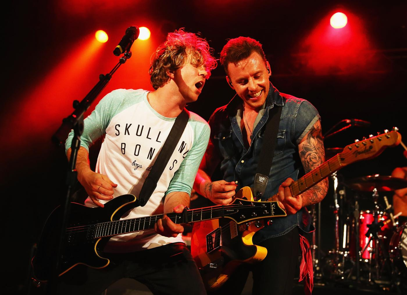 Are McBusted splitting up? Band say they 'don't have any plans' for after the summer