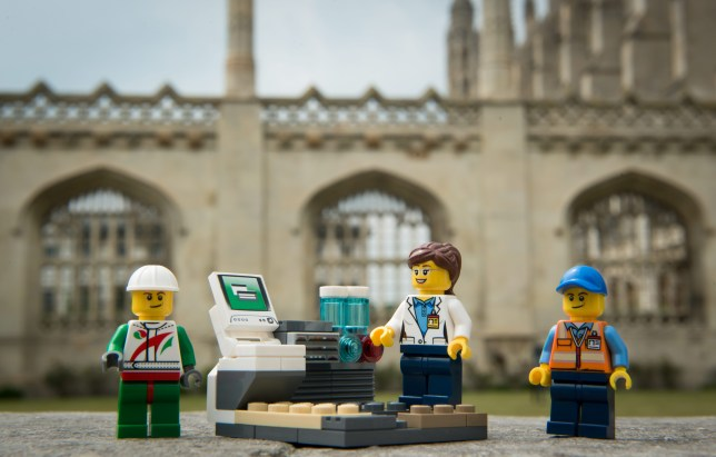 "Cambridge University has created a new job professor of Lego  See MASONS story MNLEGO: One of the world's best universities is planning to hire a professor - of LEGO. The lucky candidate will be the head of their own research department at prestigious Cambridge. Officials say the role is expected to be created within the Faculty of Education after the university received £4 million of donations from the LEGO Foundation. Cambridge's general board has recommended for the LEGO professorship ""of play in education, development and learning"" to start in October 2015."