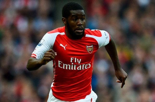Joel Campbell looks to be on his way out (Picture: Getty)