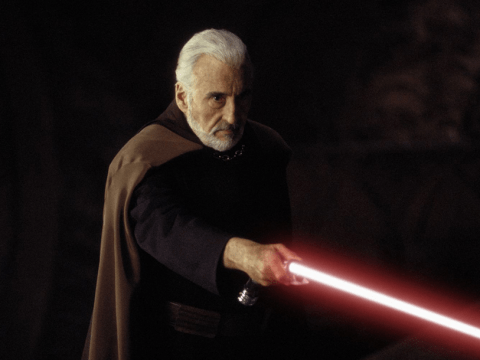 Star Wars fans will miss Sir Christopher Lee, the actor who brought Sith Lord Count Dooku to life