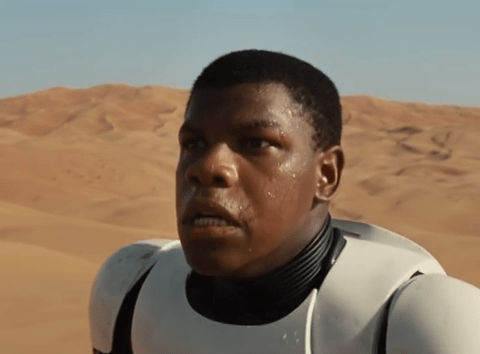 Star Wars episode 7: Who is Finn, played by John Boyega, in The Force Awakens?