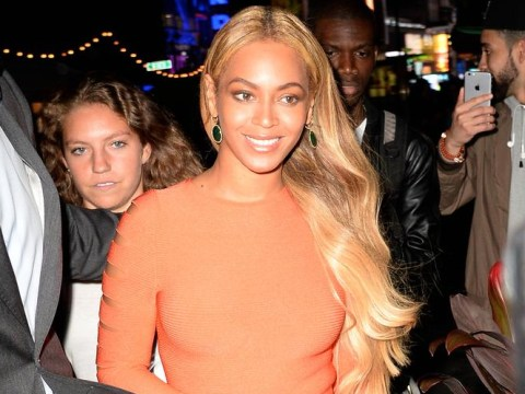 All the super ladies! Marvel 'want Beyonce to play a cat-like superhero in Avengers 3'