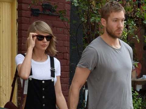 Taylor Swift and Calvin Harris are now the highest paid celebrity couple