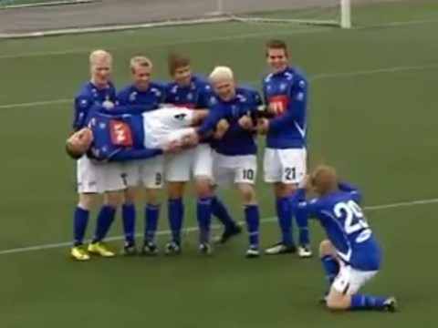 Celtic's Champions League opponents Stjarnan are actually 'kings of goal celebrations'