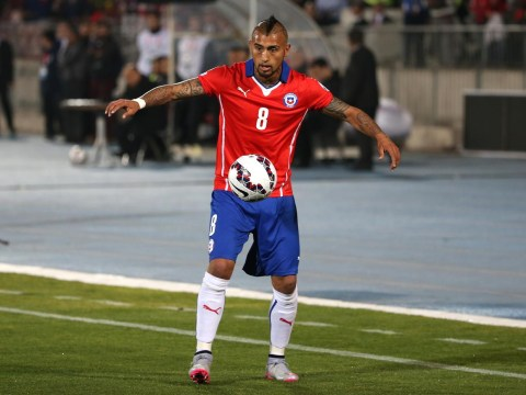 Arturo Vidal 'has completed Arsenal transfer', says journalist Hernan Feler