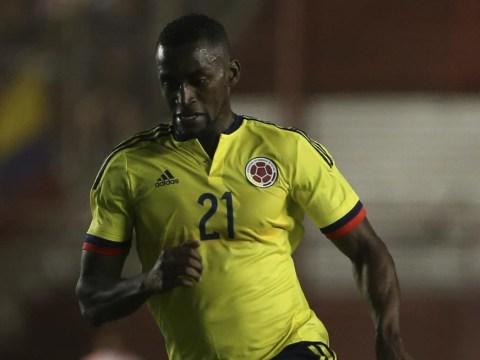 Arsenal 'close in on Jackson Martinez transfer as AC Milan move falters'
