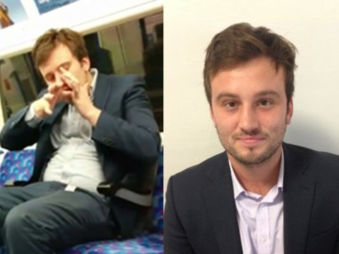 City worker who 'snorted cocaine' on the Tube named and shamed – but Twitter doesn't approve