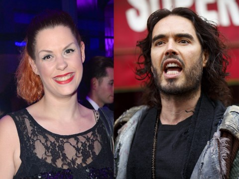 Fifi Geldof rants about Russell Brand after he makes drugs joke at charity event