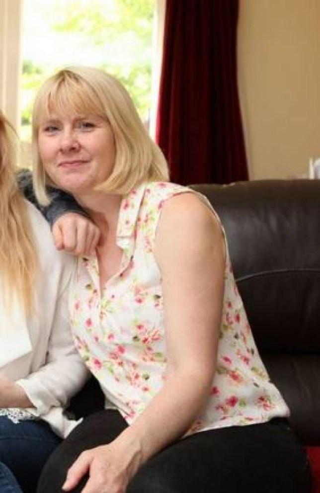 Teresa Cutler died in the tragic crash (Picture: DailyEcho/BNPS)