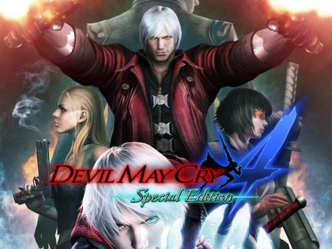 Devil May Cry 4 Special Edition review – the real Dante