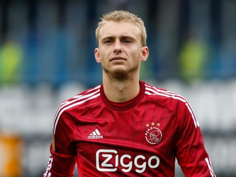 Manchester United to 'sign Ajax keeper Jasper Cillessen if David de Gea leaves for Real Madrid'