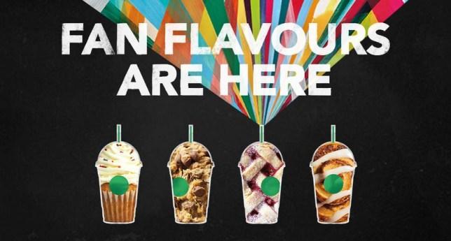 Fan Flavours