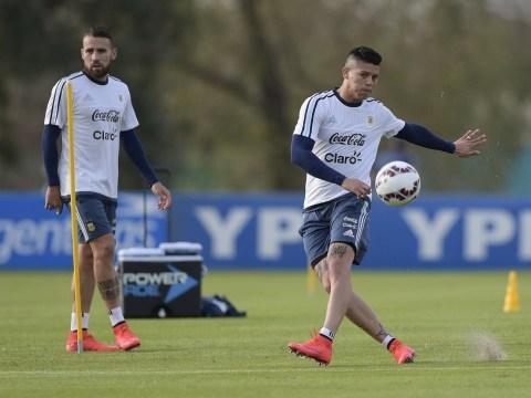 Has Marcos Rojo just revealed Nicolas Otamendi will be Manchester United's next transfer?