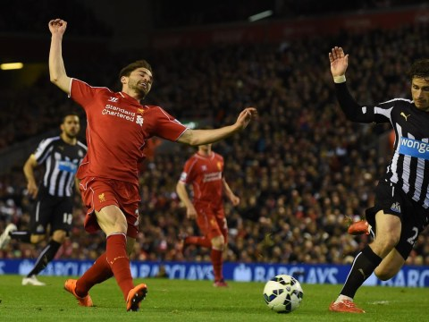 Fabio Borini seeking transfer away from Liverpool, says his agent