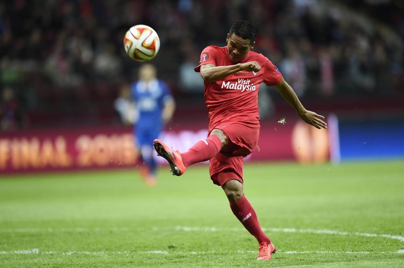 Liverpool target Carlos Bacca 'keen on Premier League transfer'