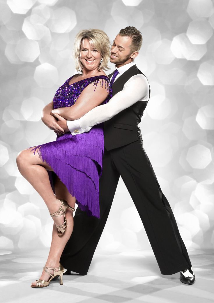 Fern Britton makes shocking revelations about Strictly dance partner Artem Chigvintsev: 'He used to kick and shove me'
