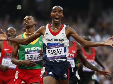 Darren Campbell defends Mo Farah over missed drugs tests allegations