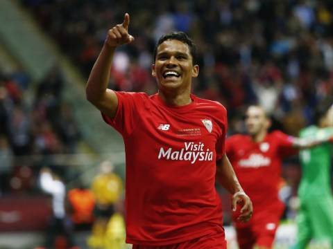 Three reasons why signing Sevilla's Carlos Bacca would be a brilliant transfer for Manchester United
