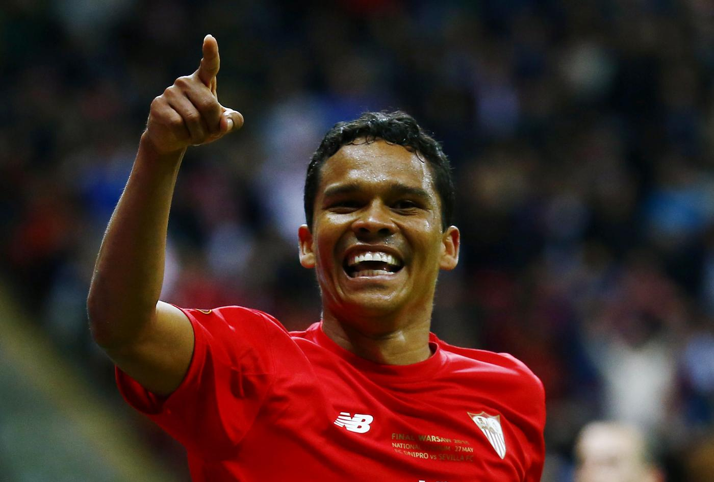Liverpool must match Carlos Bacca's release clause to complete transfer of Sevilla star