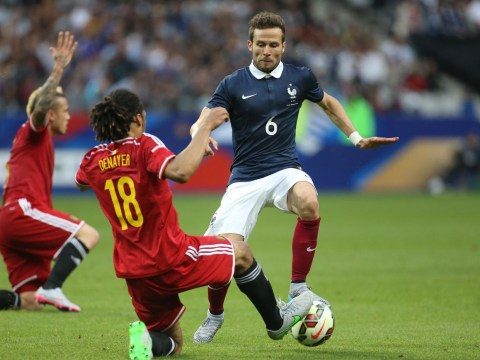 Southampton 'trying to push through quick transfer of Yohan Cabaye from Paris St.Germain'