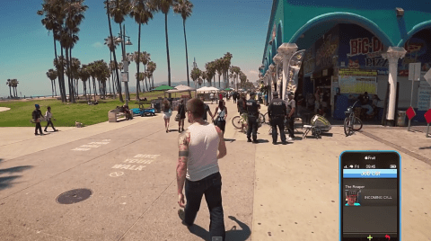 This real-life Grand Theft Auto video is just perfect