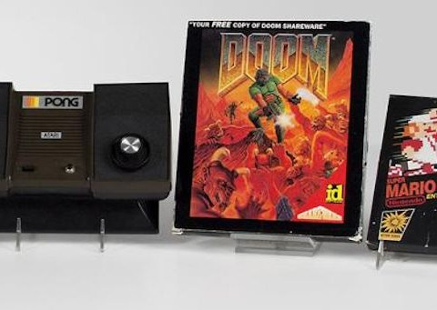 Super Mario Bros. and Doom inducted into Video Game Hall of Fame