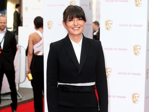 Davina McCall hits back at criticism over comments about keeping men 'satisfied in the bedroom'