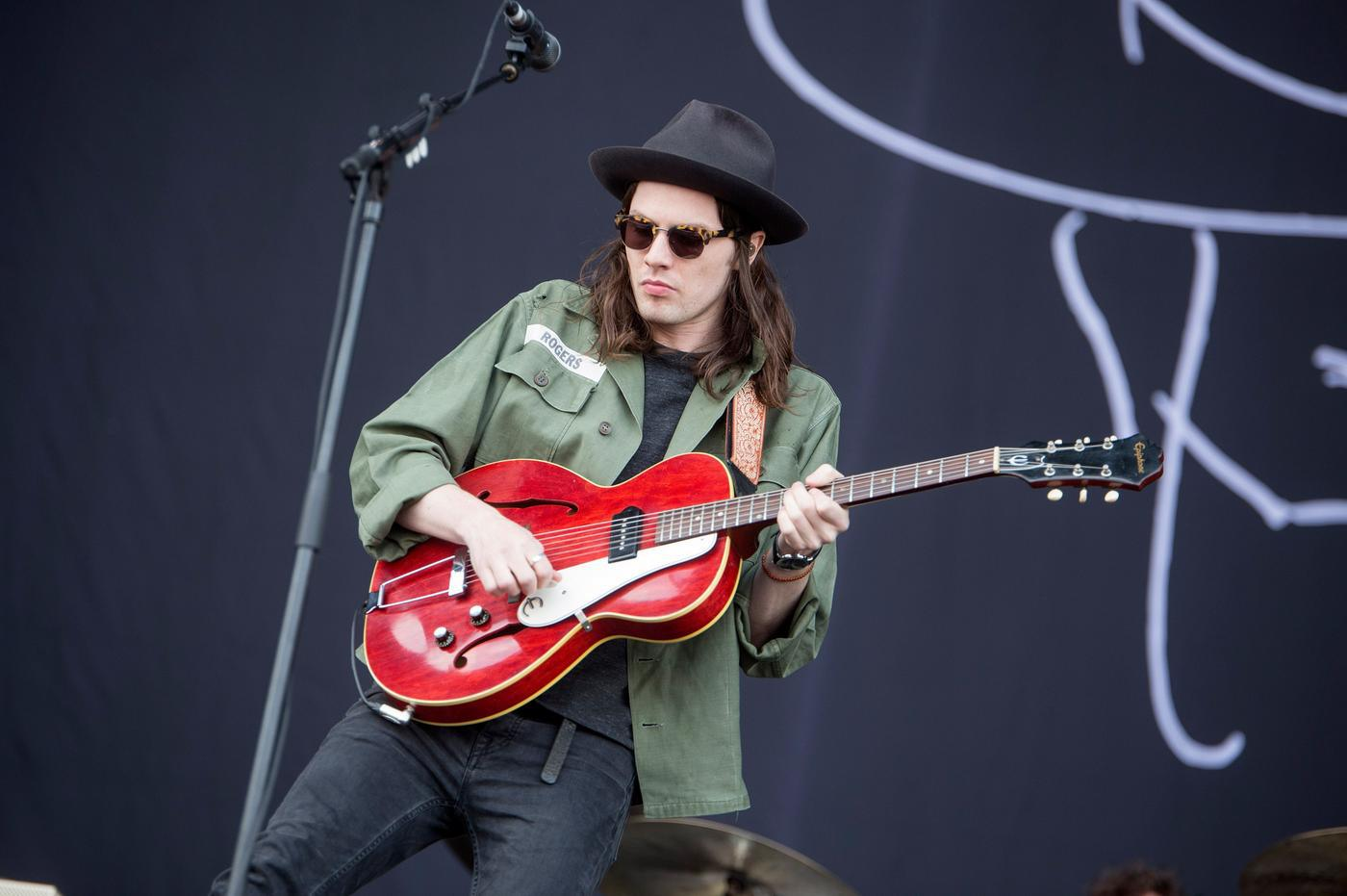 James Bay Interview: I'm not going to be a 35-year-old bloke with greasy long hair