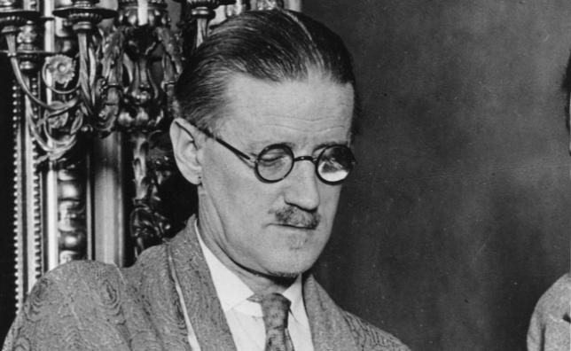 James Joyce (Picture: AP)