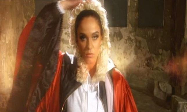 Judge Geordie - Vicky Pattison