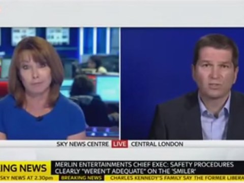 Kay Burley will face no action from Ofcom over her controversial Alton Towers interview