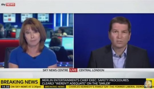 Kay Burley will face no action from Ofcom over her