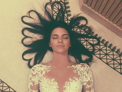 Kendall Jenner beats Kim Kardashian and Kanye West's record for most liked Instagram photo
