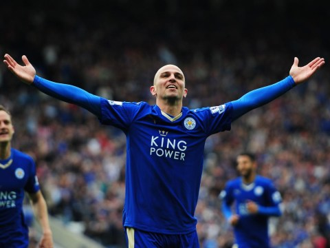 West Ham 'want transfer of Leicester player of the year Esteban Cambiasso'