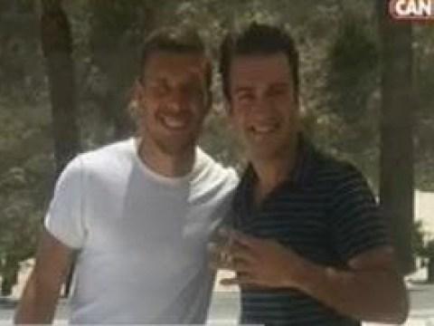 Arsenal's Lukas Podolski 'pictured in Turkey ahead of Galatasaray transfer'