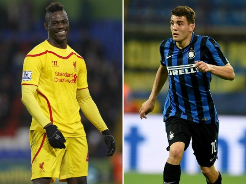 Liverpool 'offer Mario Balotelli in transfer deal for Mateo Kovacic'