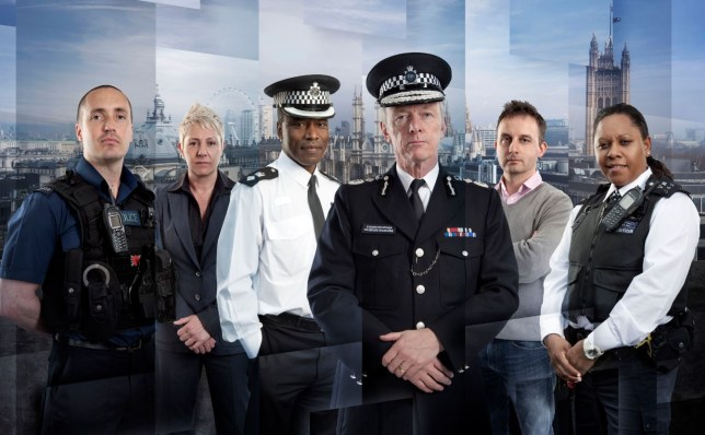 The Met: Policing London is a new series (Picture: BBC)