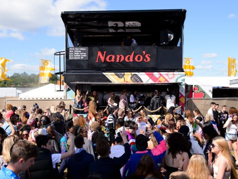 Nando's will be bringing chicken and choons to these UK festivals this summer…