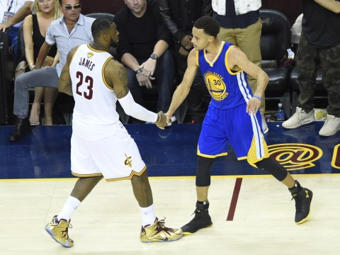 Steph Curry and Golden State Warriors beating LeBron James' Cleveland Cavaliers to win NBA Finals a real Hoop dream for me