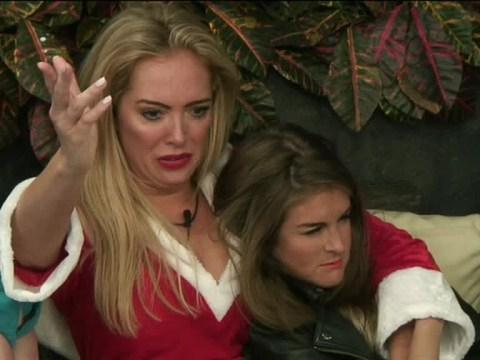 Aisleyne Horgan-Wallace slams Helen Wood as a 'basic b***h' as she returns to the Big Brother house
