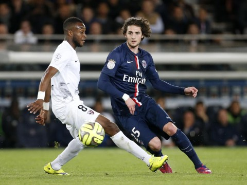 Adrien Rabiot's agent tells Paris St Germain 'he wants a transfer' as Arsenal consider move
